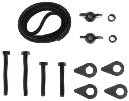 Kit de fixação da bobina Minelab para série GPX, Excalibur e Eureka Gold