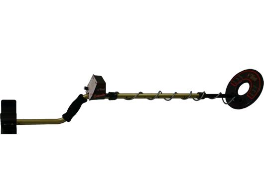 Detector de Metais Tesoro Compadre com Bobina de 8