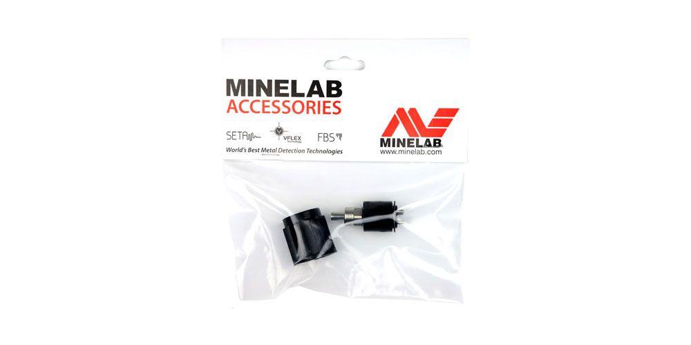 Adaptador Ikelite do carregador Minelab para Excalibur  - Fortuna Detectores de Metais