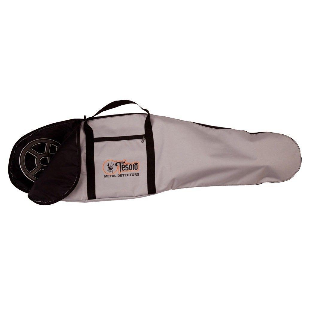 Bolsa para transportar detector montado - cinza