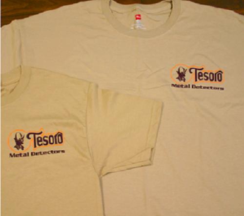 Camiseta Tesoro
