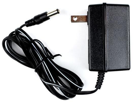 Carregador de baterias NiCad Minelab 220V para Excalibur  - Fortuna Detectores de Metais