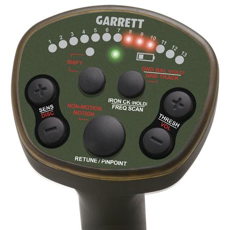 Detector de Metais Garrett ATX Extreme  - Fortuna Detectores de Metais