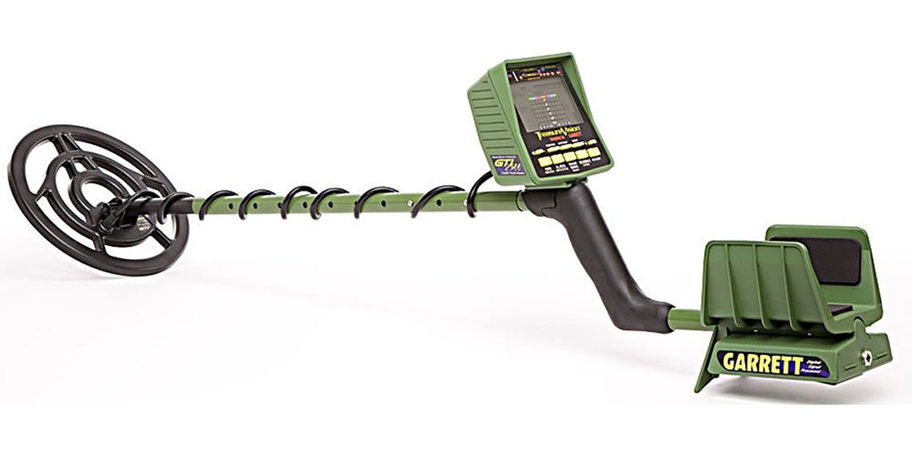 Detector de Metais Garrett GTI 2500