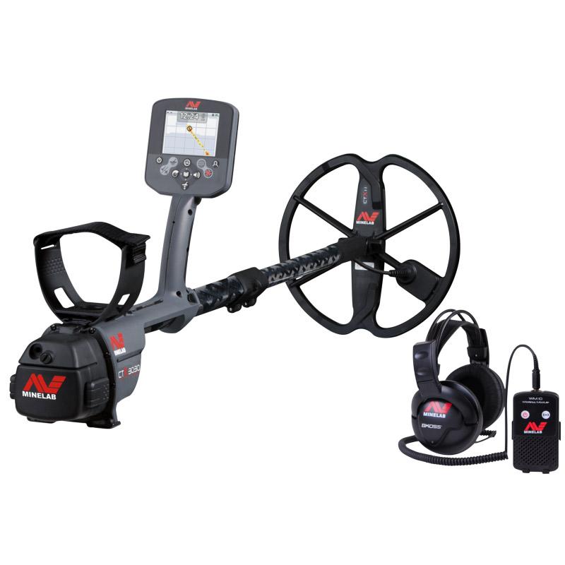 Detector de Metais Minelab CTX 3030