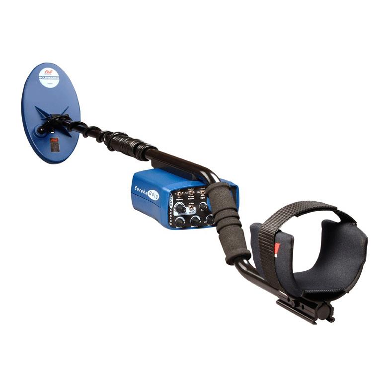 Detector de Metais Minelab Eureka Gold <u>Usado</u>  - Fortuna Detectores de Metais