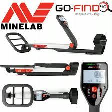 Detector de Metais Minelab GO-FIND 40  - Fortuna Detectores de Metais