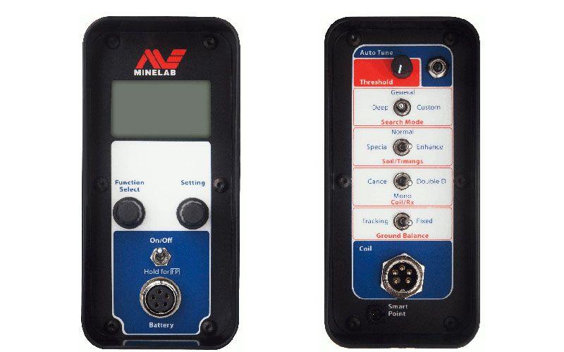 Detector de Metais Minelab GPX 5000  - Fortuna Detectores de Metais