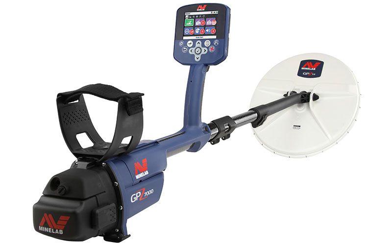 Detector de Metais Minelab GPZ 7000