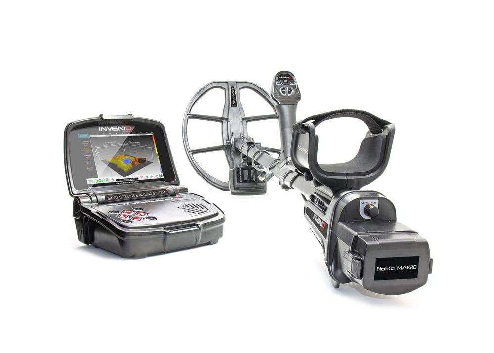 Detector de Metais Nokta | Makro Invenio Pro  - Fortuna Detectores de Metais