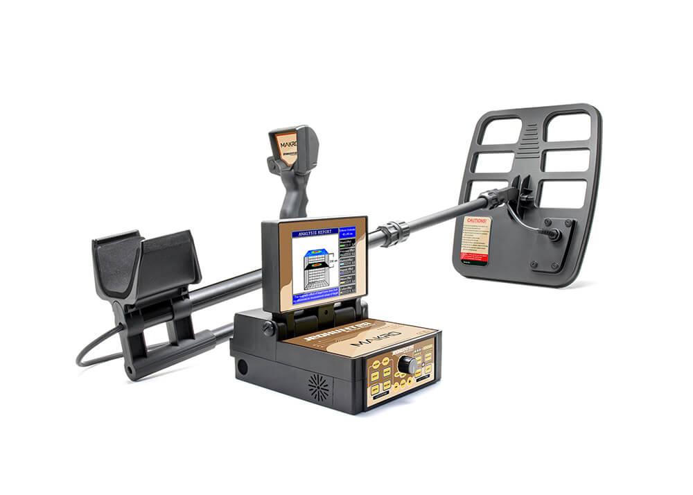 Detector de Metais Nokta | Makro Jeohunter 3D Dual System