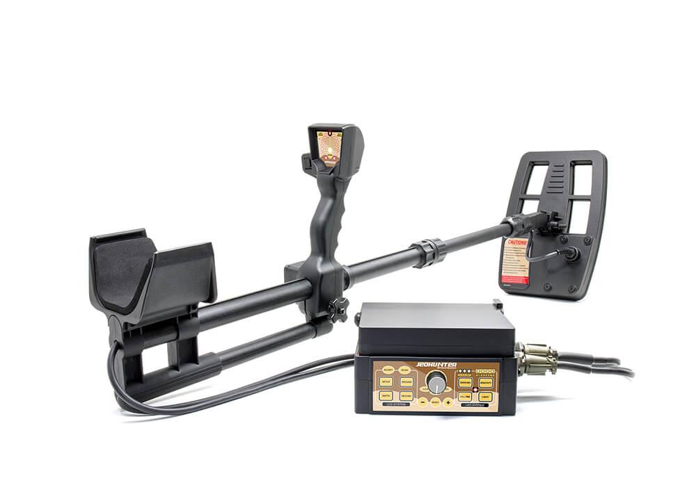 Detector de Metais Nokta | Makro Jeohunter 3D Dual System  - Fortuna Detectores de Metais