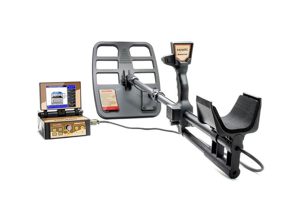 Detector de Metais Nokta | Makro Jeohunter Basic System