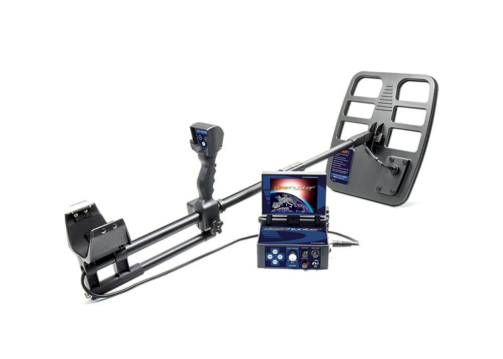 Detector de Metais Nokta | Makro Deephunter 3D Pro