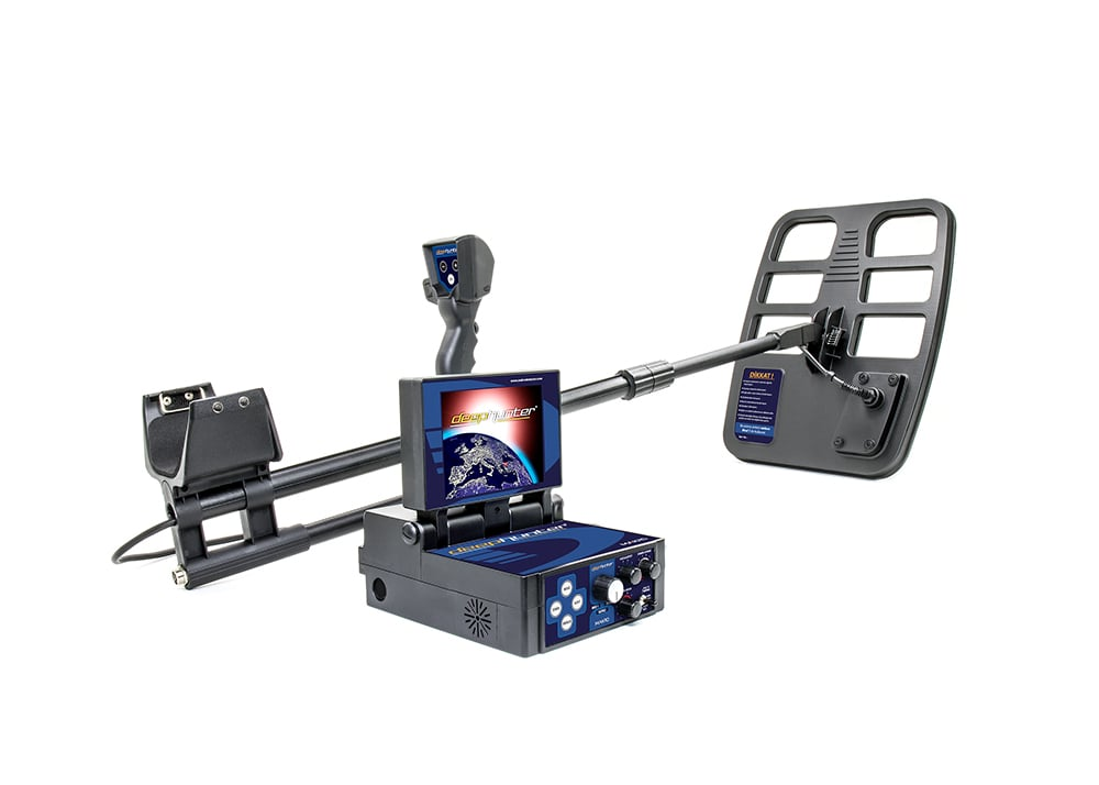 Detector de Metais Nokta | Makro Deephunter 3D Pro  - Fortuna Detectores de Metais