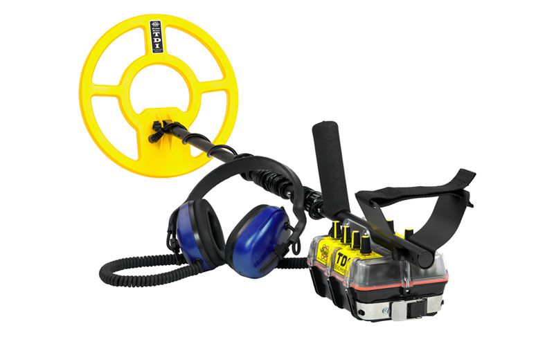 Detector de Metais White's TDI BeachHunter