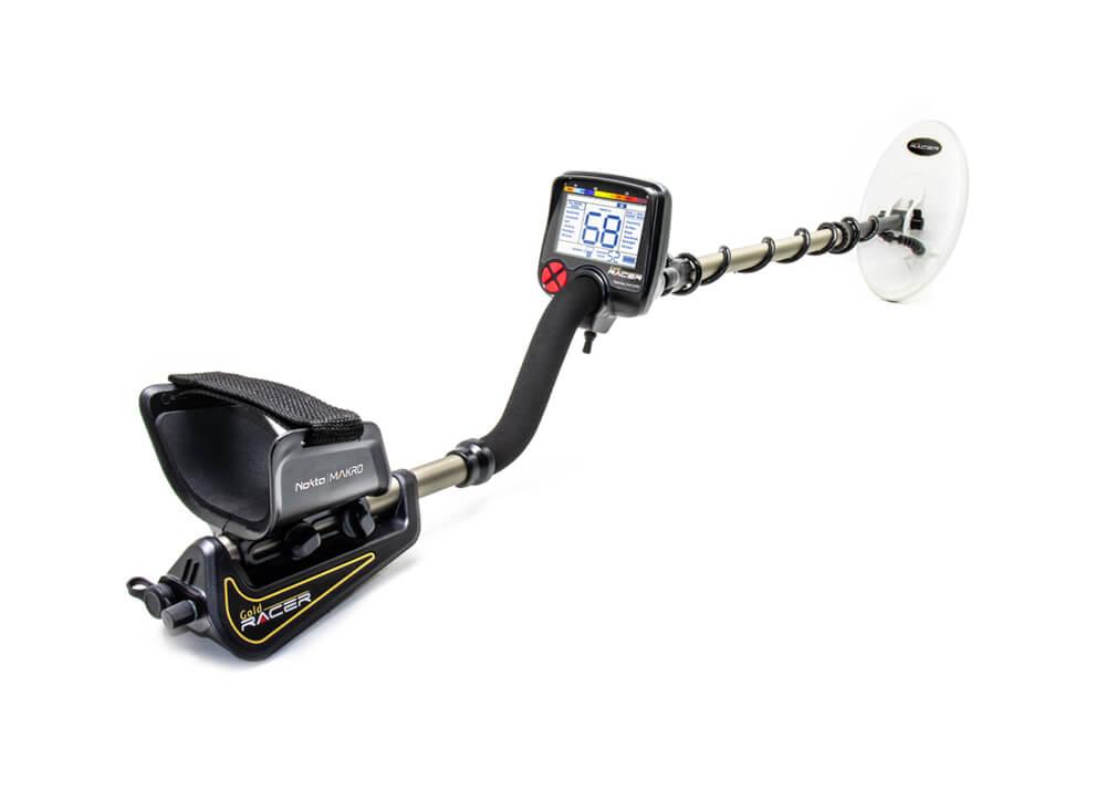 Detector de Metal Nokta| Makro Gold Racer Standard