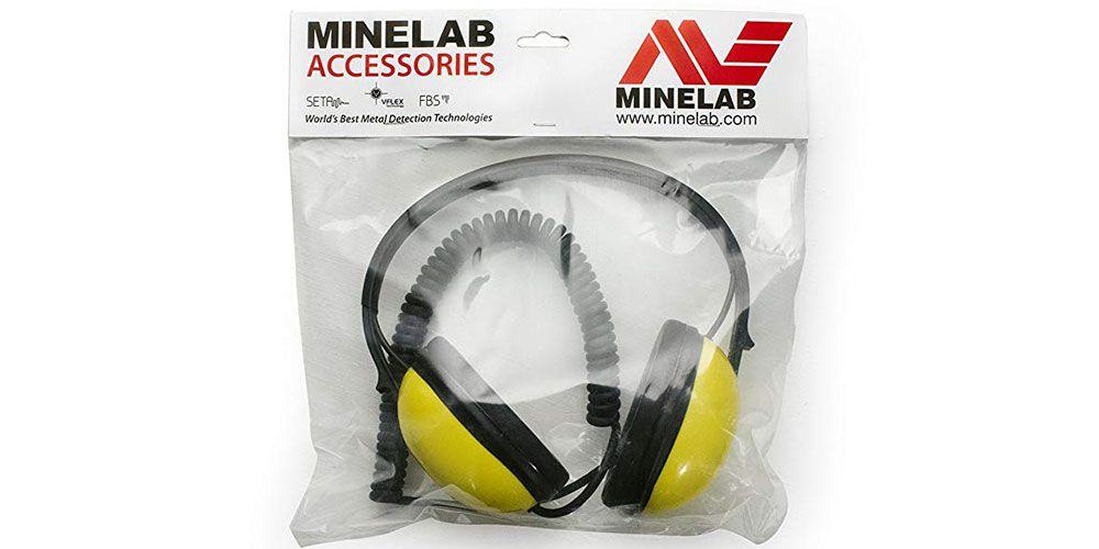 Fones de Ouvido Submersíveis Minelab Para CTX 3030  - Fortuna Detectores de Metais