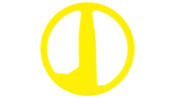 Protetor de Bobina Minelab Amarelo de 10 Polegadas para Excalibur