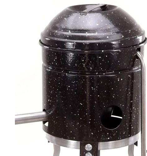Recuperador de Mercúrio - Cadinho  - Fortuna Detectores de Metais