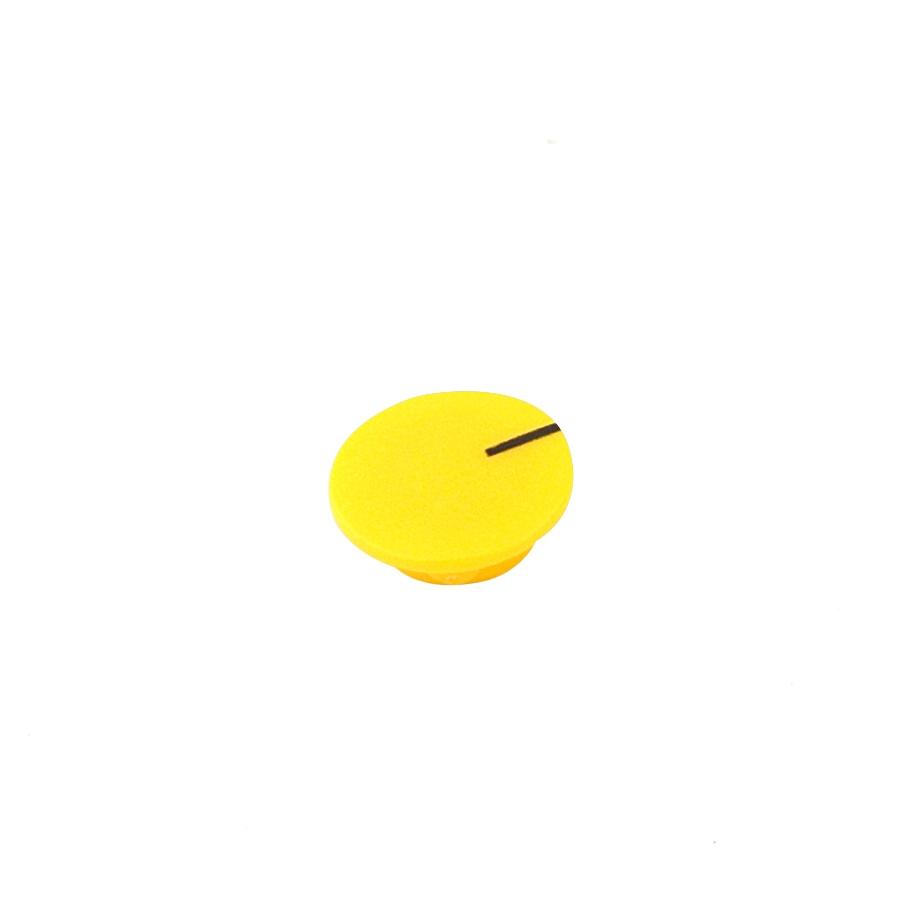 Tampa Amarela do Botão Minelab para Excalibur II