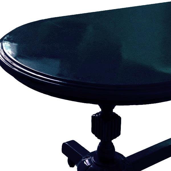 Mesa de Centro Azul Escuro  - N Store