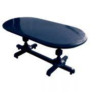Mesa de Centro Azul Escuro