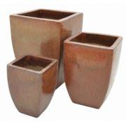 Conjunto de Vasos Vietnamitas em Cerânica