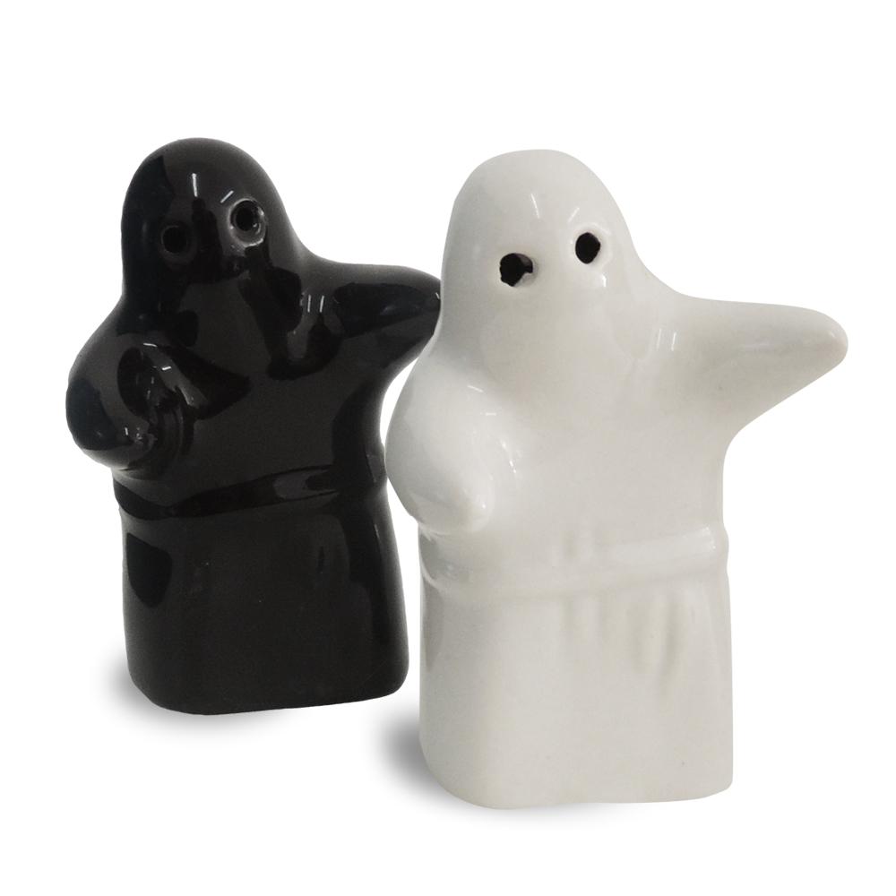 Jogo Saleiro e Pimenteiro Ghosts  - N Store