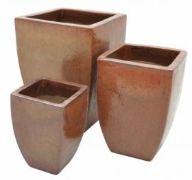 Conjunto de Vasos Vietnamitas em Cerânica  - N Store