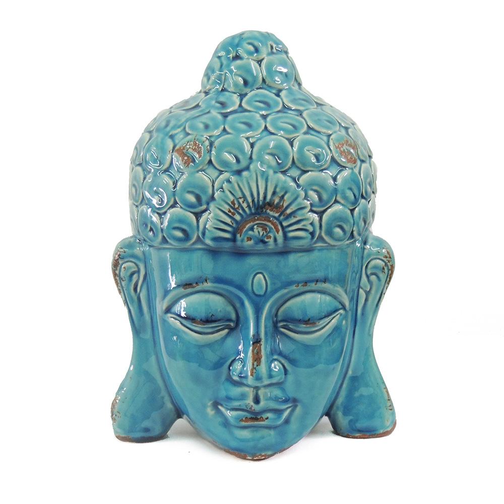 Cabeça de Buda Azul  - N Store