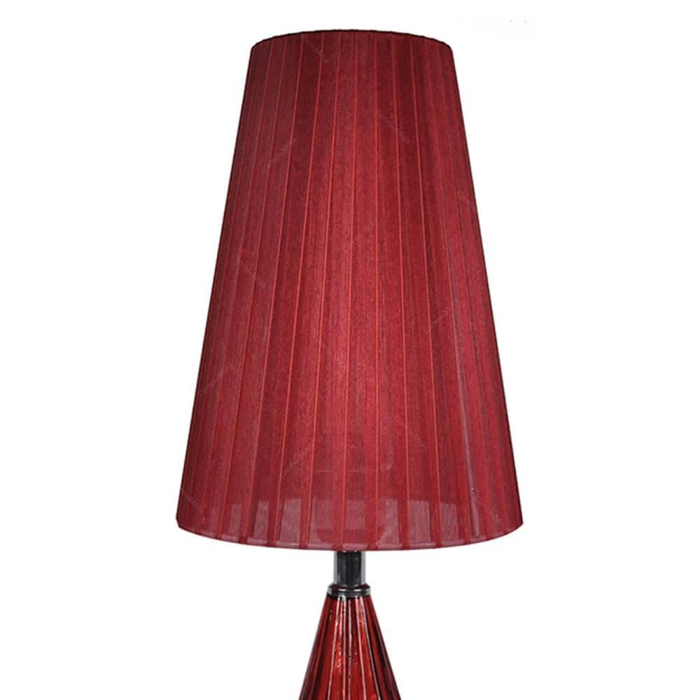 Luminária Ille de Couleur Nouveu - Vermelha  - N Store