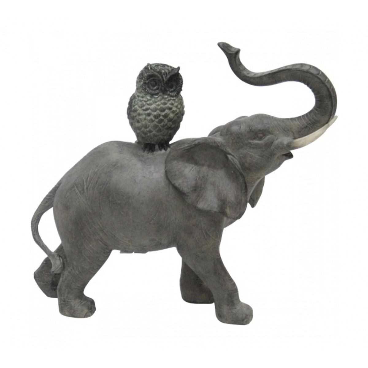 Elefante e Coruja   - N Store