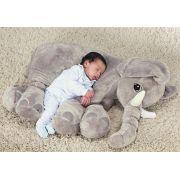 Almofada Travesseiro Elefante Pelucia P