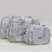 Kit bolsas 3 peças - Barquinho