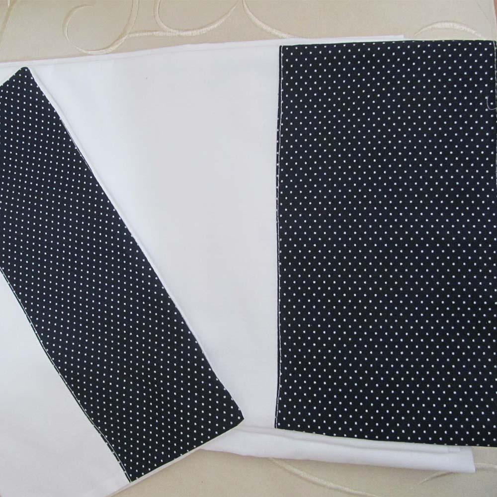 Jogo de Lençol 100% algodão 3 peças  - Gatinhando Quarto dos Sonhos