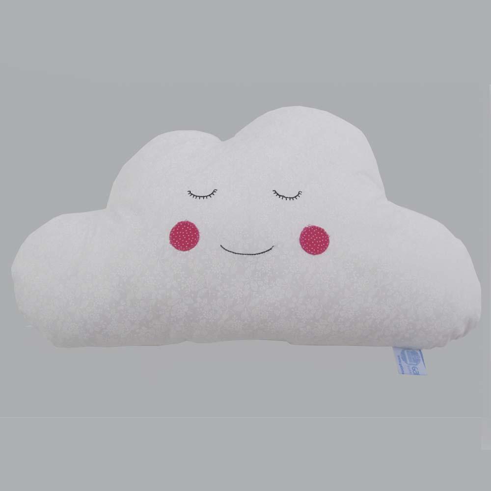 Almofada nuvem  - Gatinhando Quarto dos Sonhos