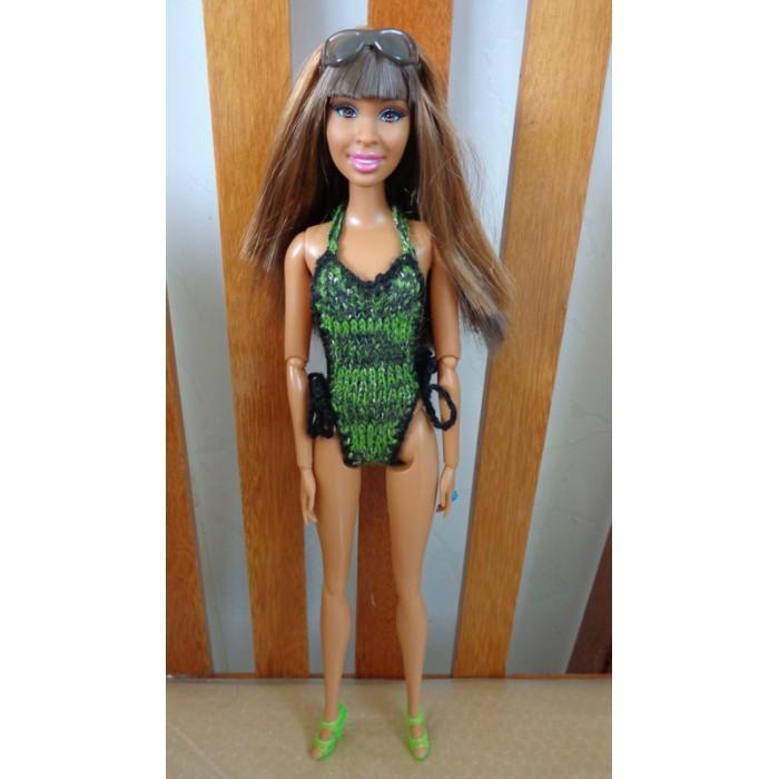 Maiô Barbie  - CANTINHO DA MANDINHA