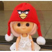 Touca Angry Birds para MMC