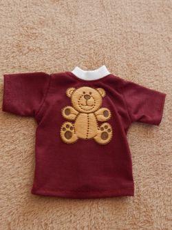 Camiseta Ursinho   - CANTINHO DA MANDINHA