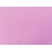 Placa de Bolinhas Pequena de 1mm Marrom Fundo Rosa BB 40x60cm