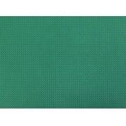 Placa de Bolinhas Pequena de 1mm Branca Fundo Verde Bandeira 40x60cm