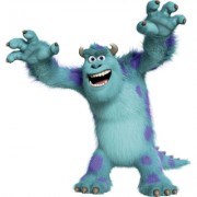 MINI PAINEL SULLEY