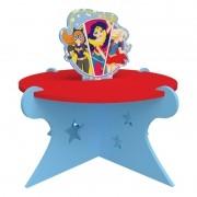 DC SUPER HERO GIRLS - DOCEIRO 23,0X23,0X20,0CM