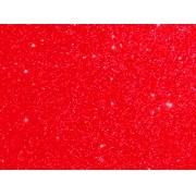 Placa Glitter Vermelha em E.V.A 40x60