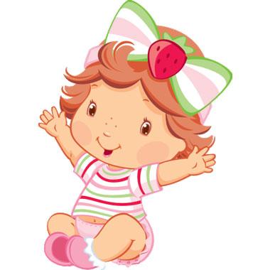 MINIPAINEL MORANGUINHO BABY MOD2  - Brindes Visão loja