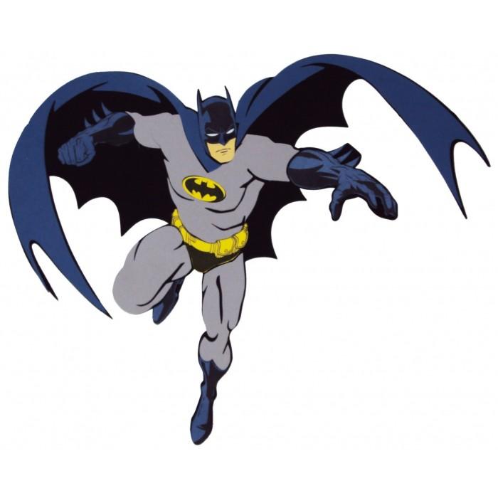 Batman e Robin Medio  - Brindes Visão loja