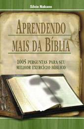 Aprendendo mais da Bíblia  - Distribuidora EBD