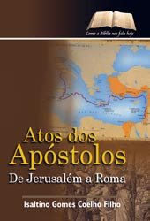 Atos dos Apóstolos  - Distribuidora EBD