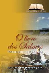 O livro dos Salmos  - Distribuidora EBD